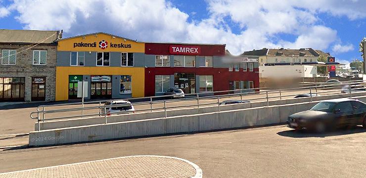 Tamrex - Katusepapi