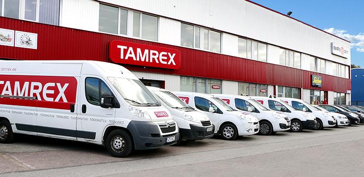Tamrex - Laki