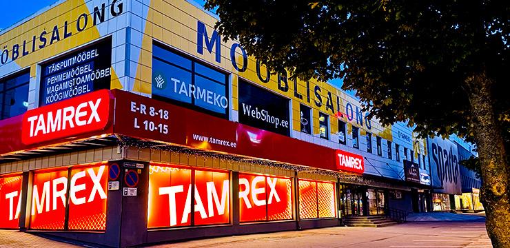 Tamrex - Pärnu mnt