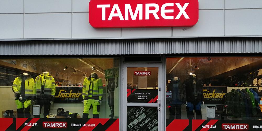 Tamrex - Hämeenlinna