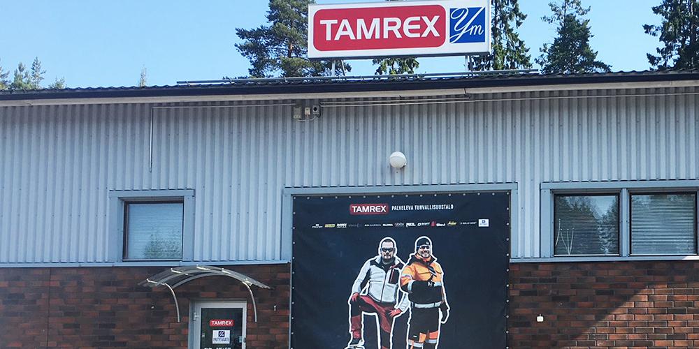 Tamrex - Lahdesjärvi