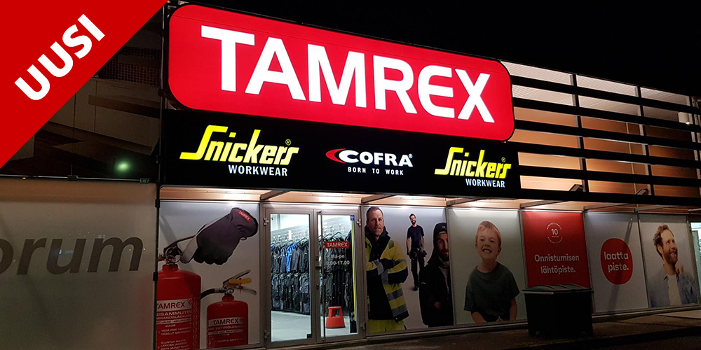 Tamrex - Lahti