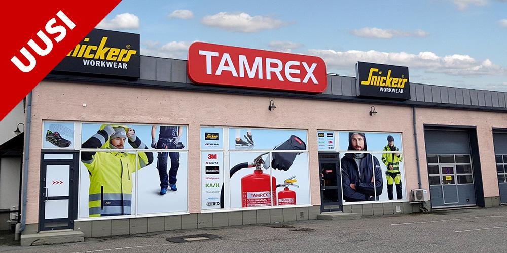 Tamrex - Pori