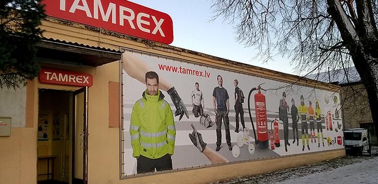Tamrex - Jekabpils