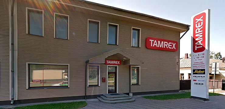 Tamrex - Rīga