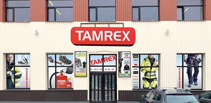 Tamrex - Saldus