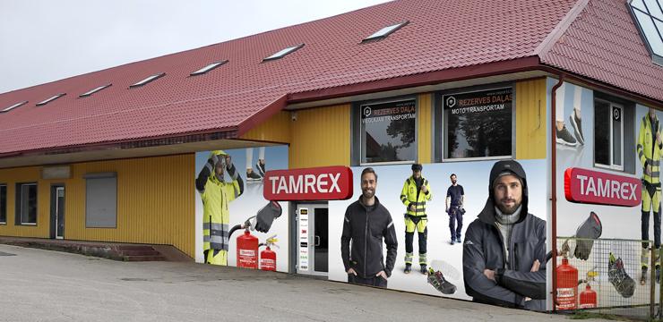 Tamrex - Ventspils